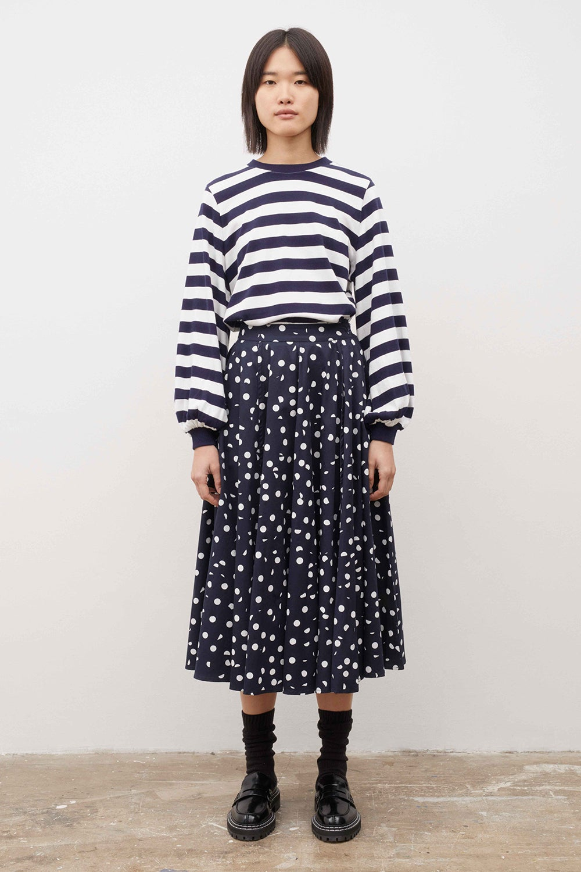 Kowtow Umbrella Skirt Dots