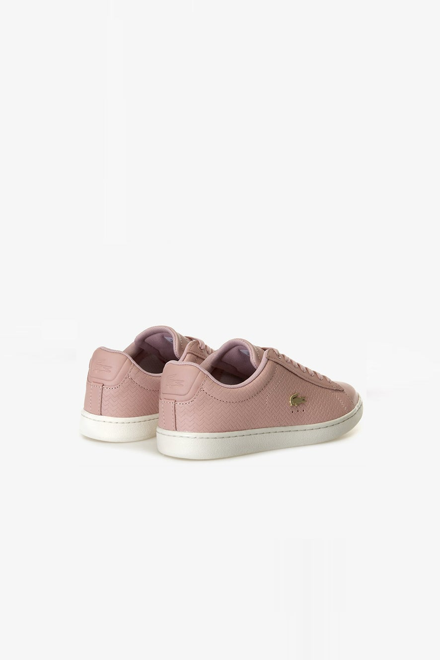 Lacoste Carnaby Evo Textured Trainer W