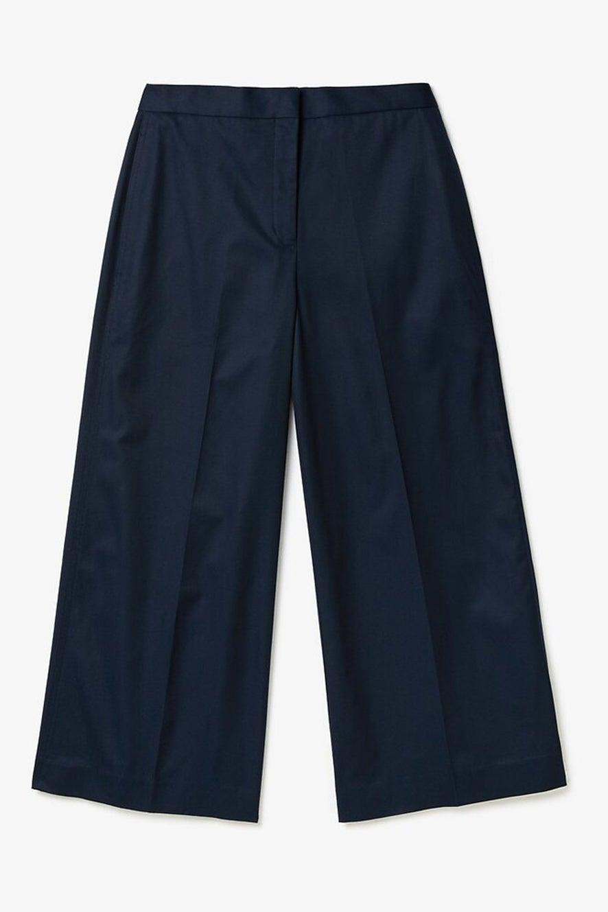 Lacoste Chic Plain Weave Trousers