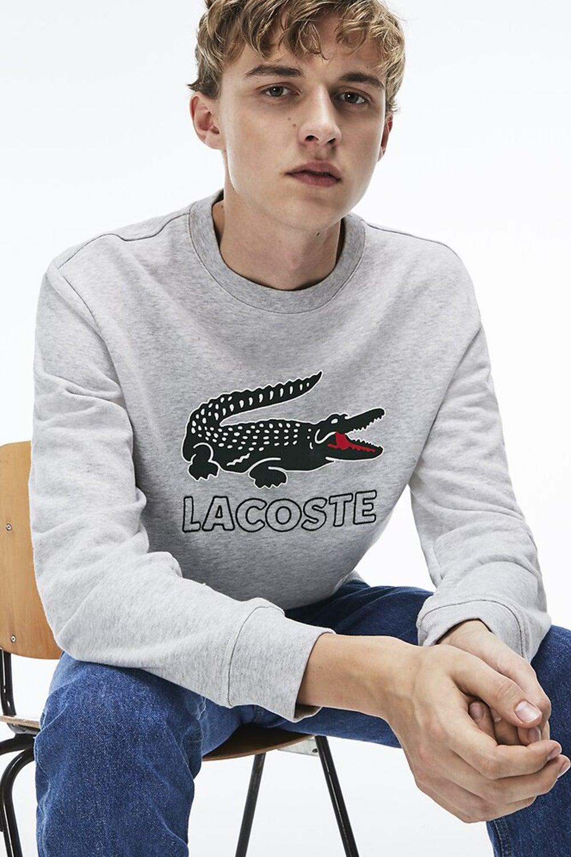 Lacoste Croc Crewneck Sweat