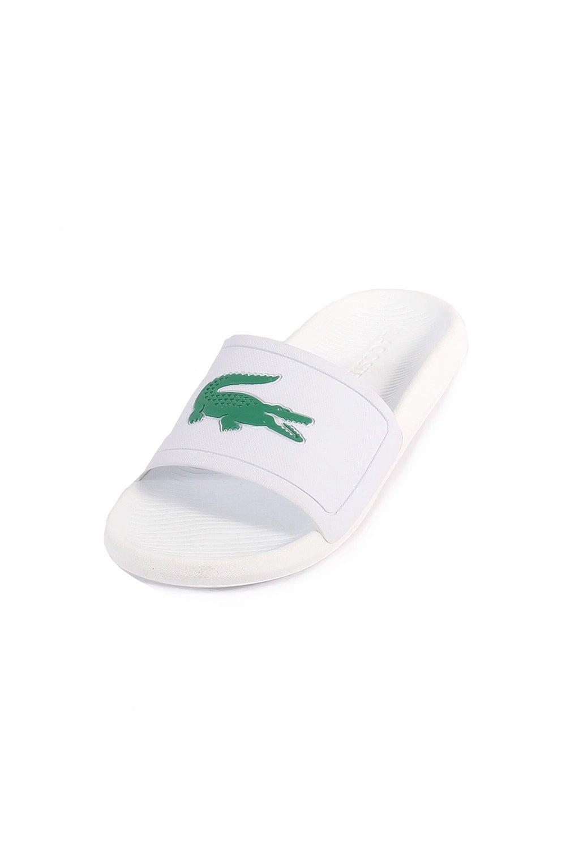 Lacoste Croco Rubber Slides W