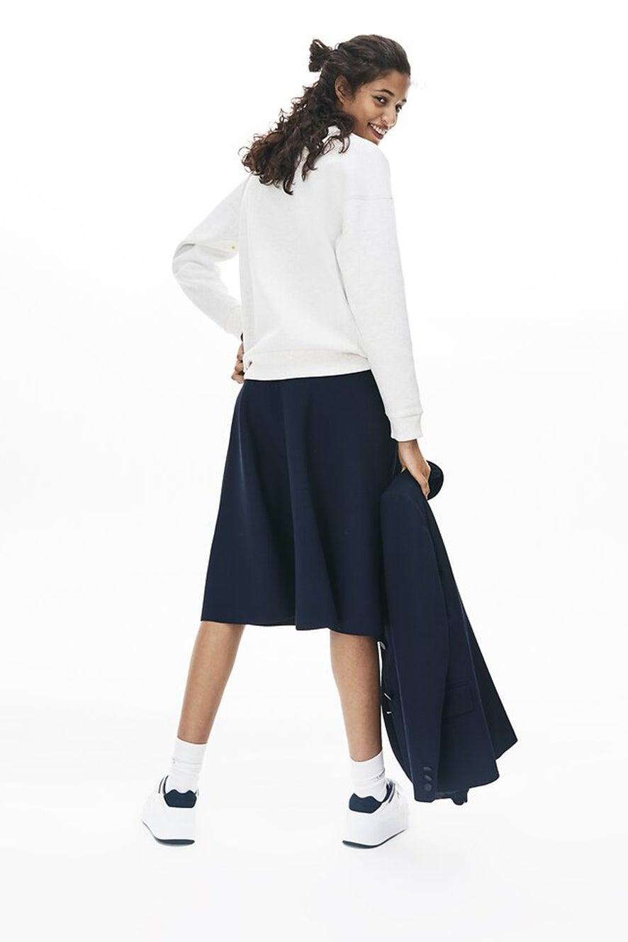 Lacoste Full Needle Flared Skirt
