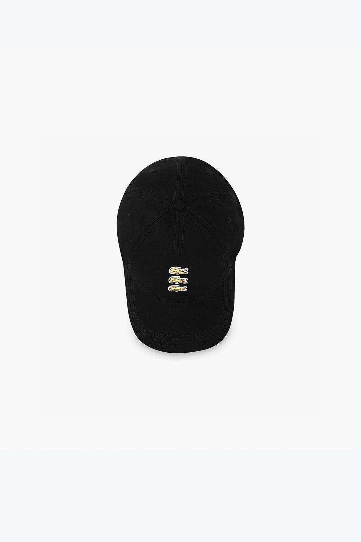 Lacoste Gold Triple Croc Cap