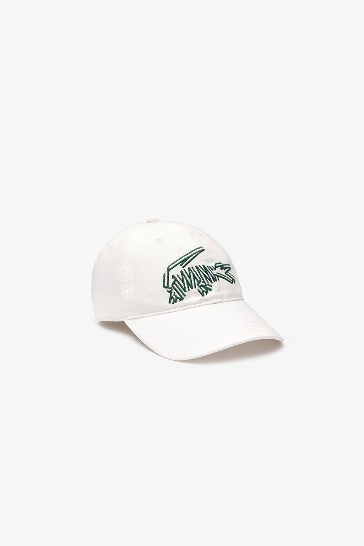 Lacoste Graphic Croc Cap