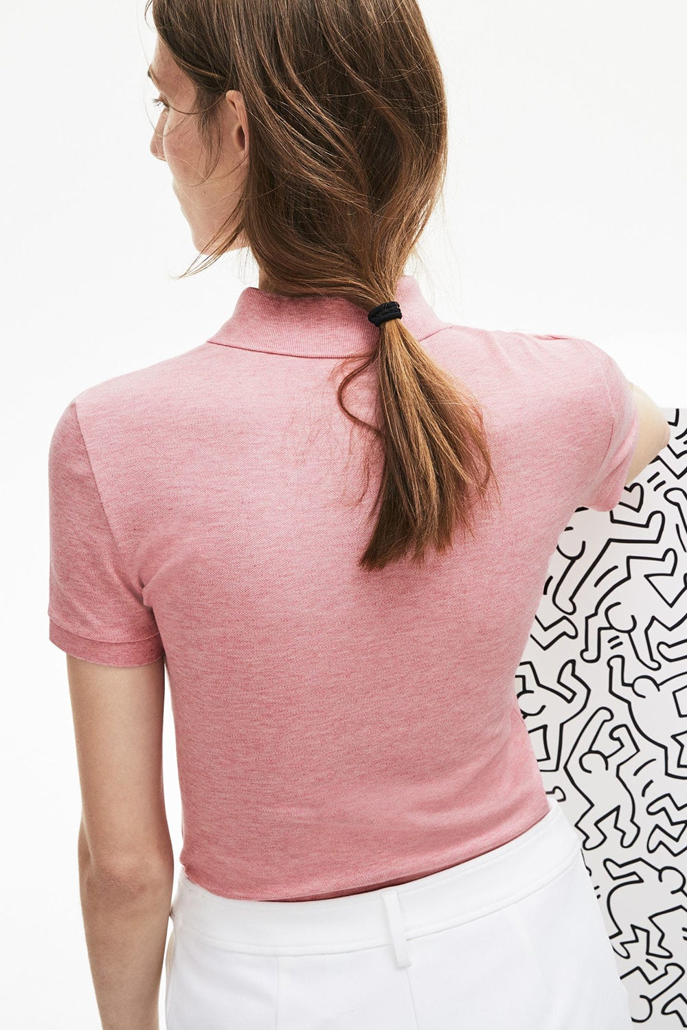 Lacoste Keith Haring Polo Shirt