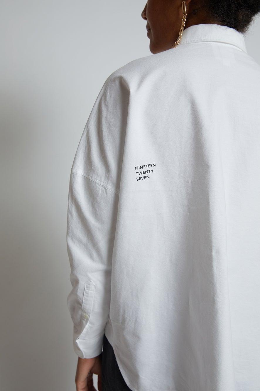 Lacoste L!ve Boxy Fit Shirt