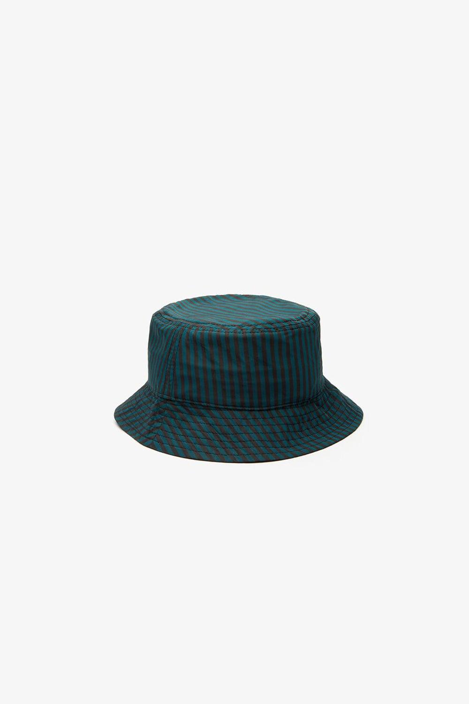 Lacoste L!ve City Stripes Bucket Hat
