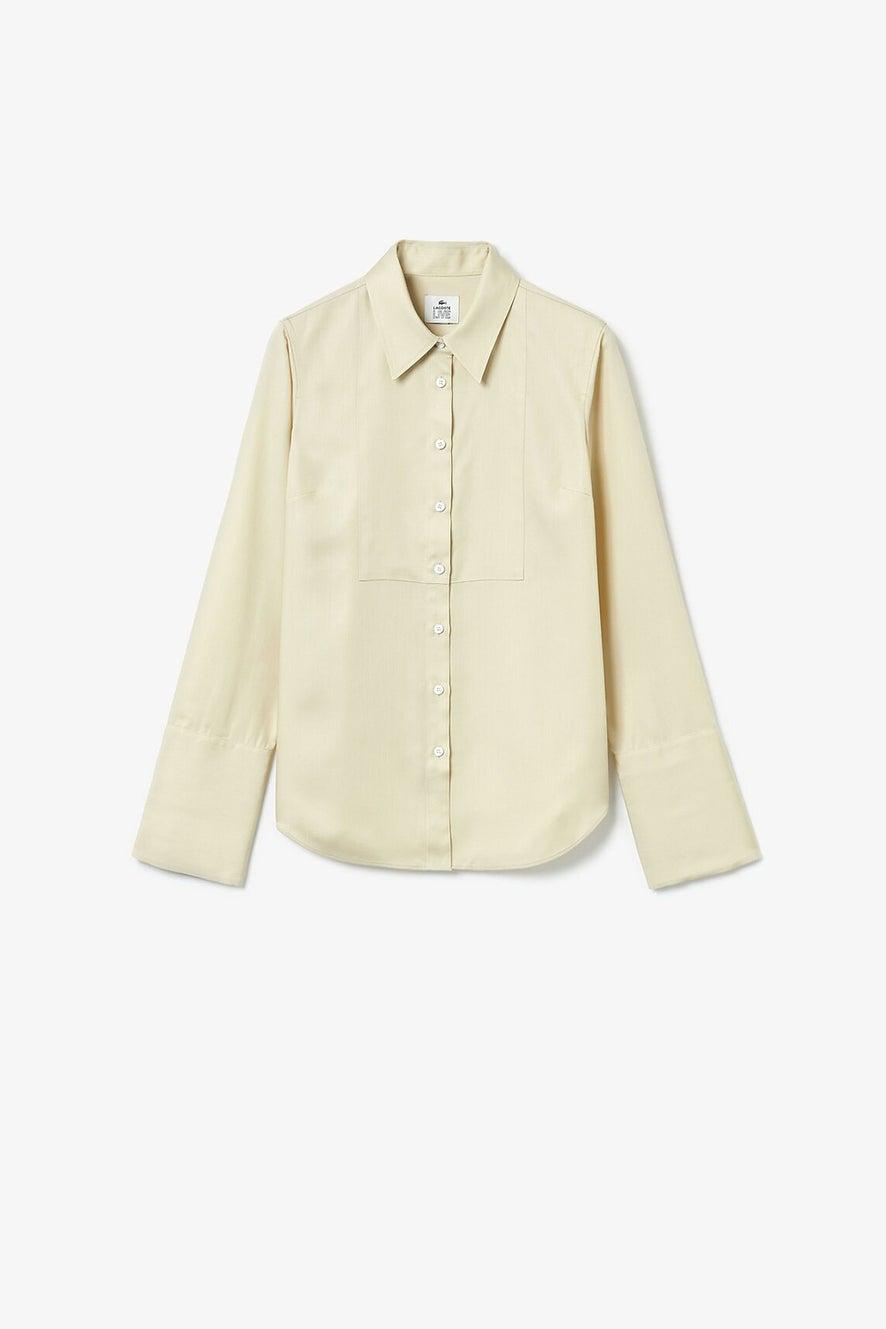 Lacoste L!ve Feminie Long Sleeve Shirt