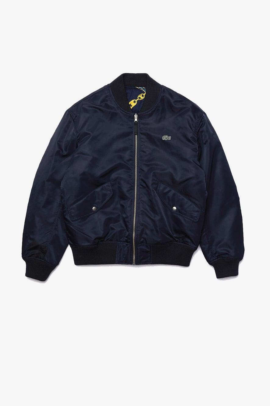 Lacoste L!ve Reversible Bomber Jacket