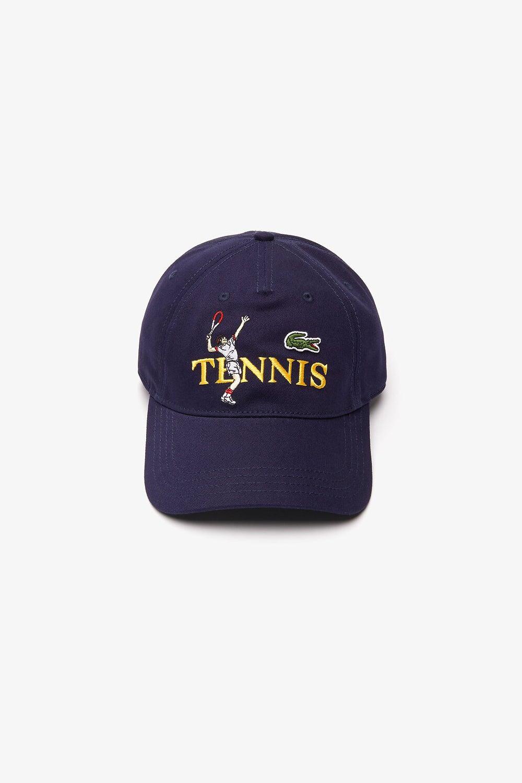 Lacoste L!ve Vintage Tennis Cap