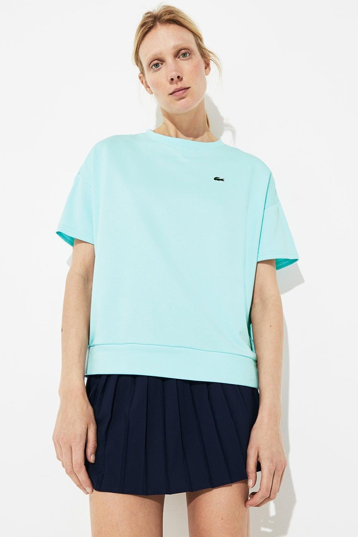 Lacoste Short Sleeve Sweatshirt