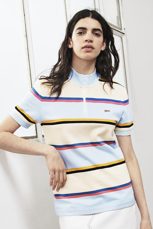 Lacoste x Opening Ceremony Colourblock Polo Shirt