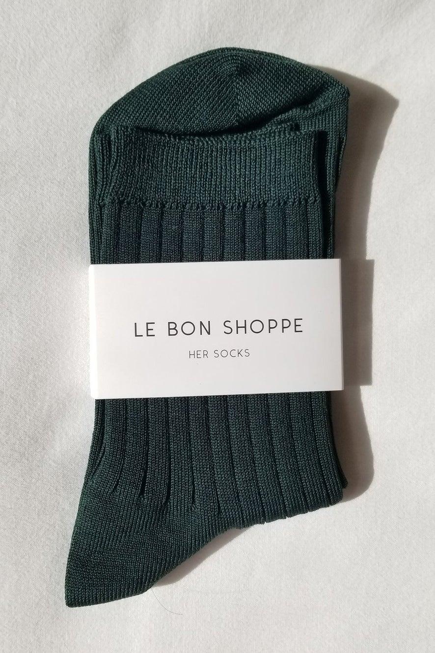Le Bon Shoppe Her Socks Solid
