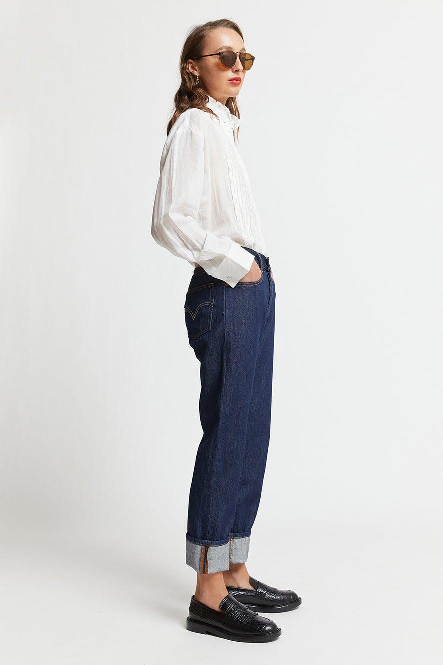 Levi's 501® Jeans Across a Plain