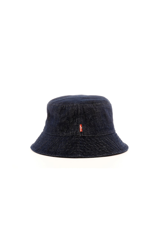 Levi's Denim Bucket Hat Navy Blue