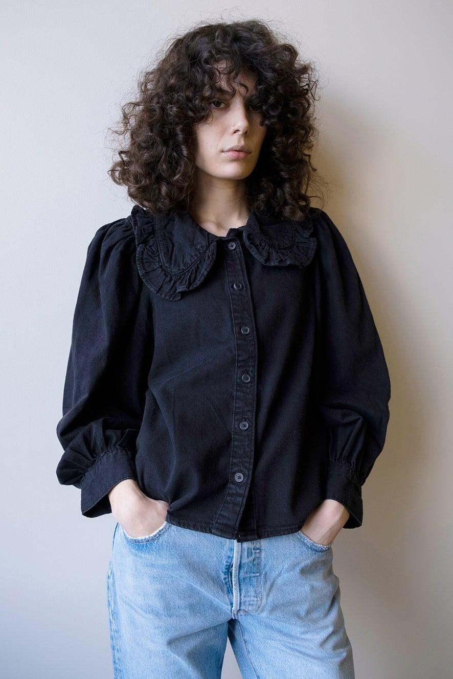 Levi's Emilie Blouse Black Rose X