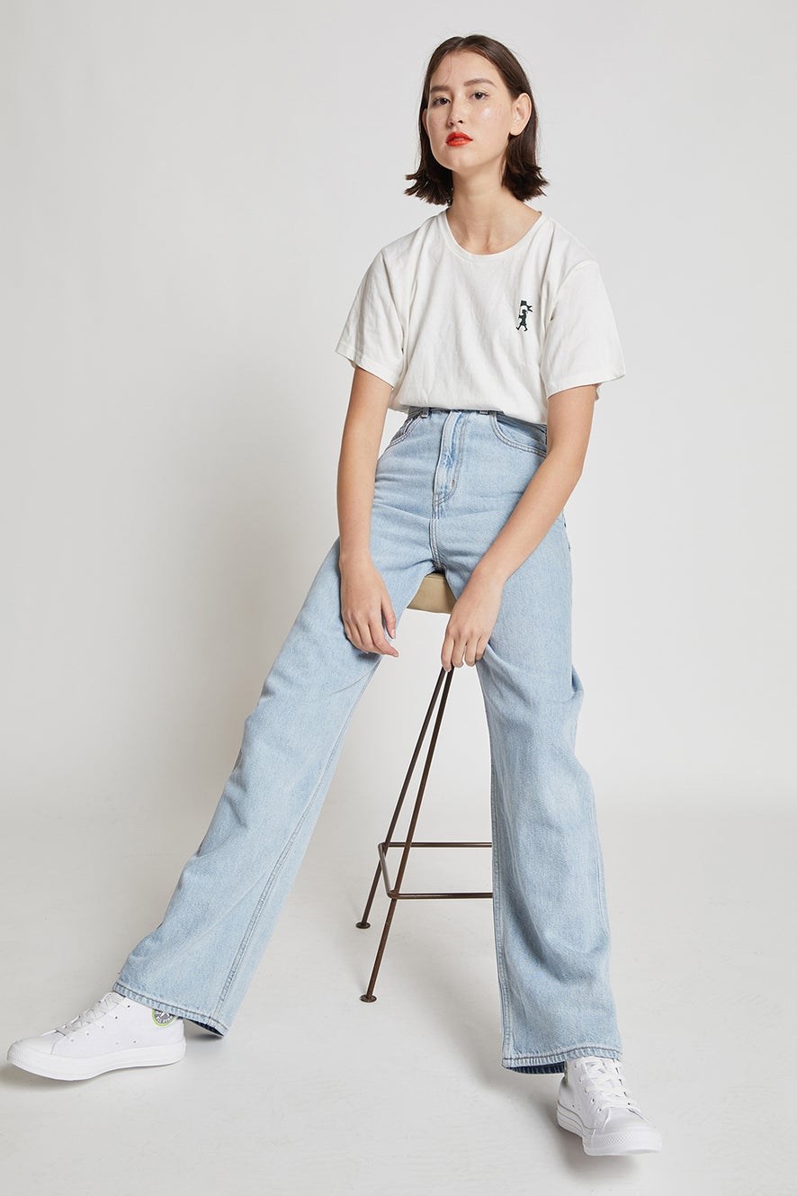 Levi's High Loose Jeans Loosey Goosey