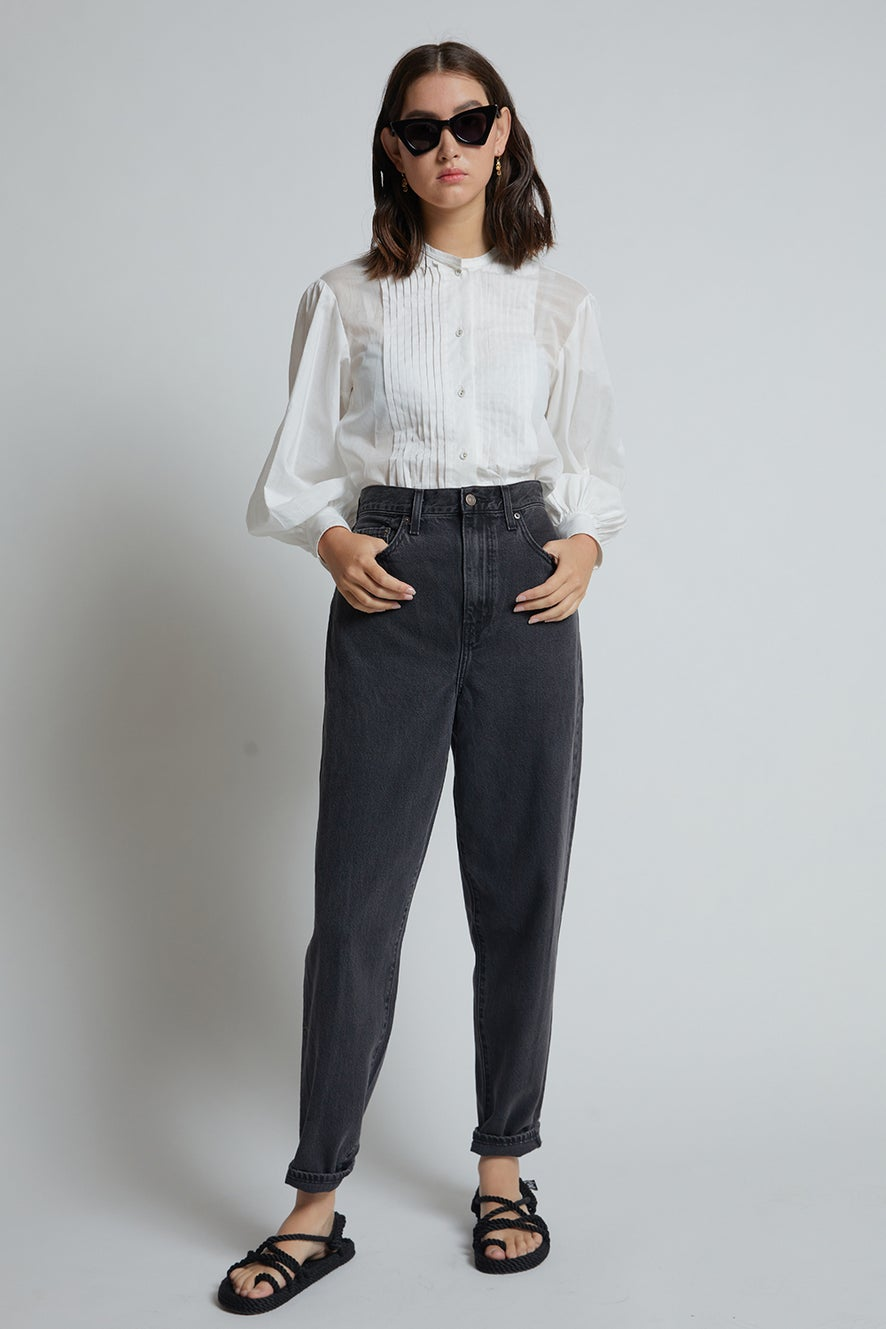 Levi's High Loose Taper Jeans Lose Control