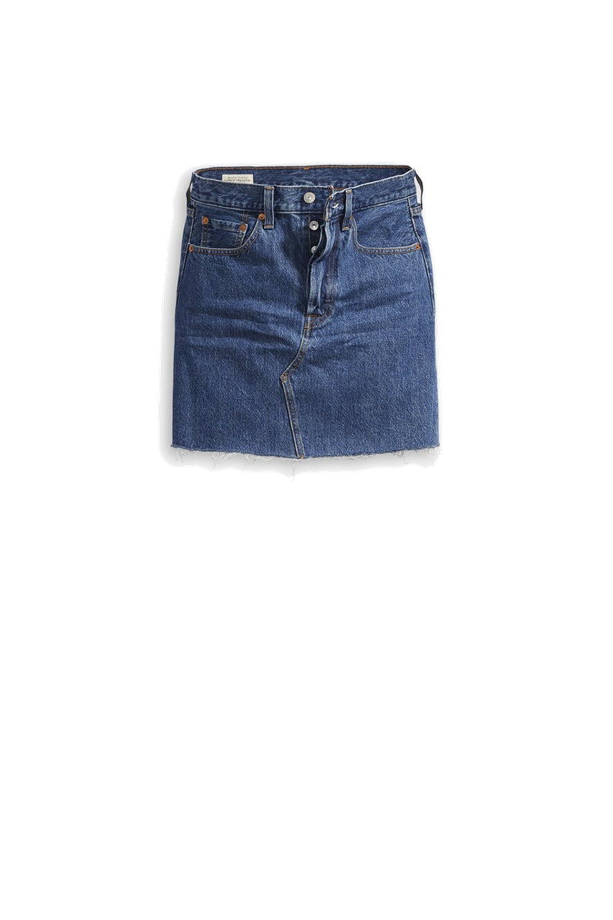 Levi's HR Decon Iconic BF Skirt Meet In The Middle