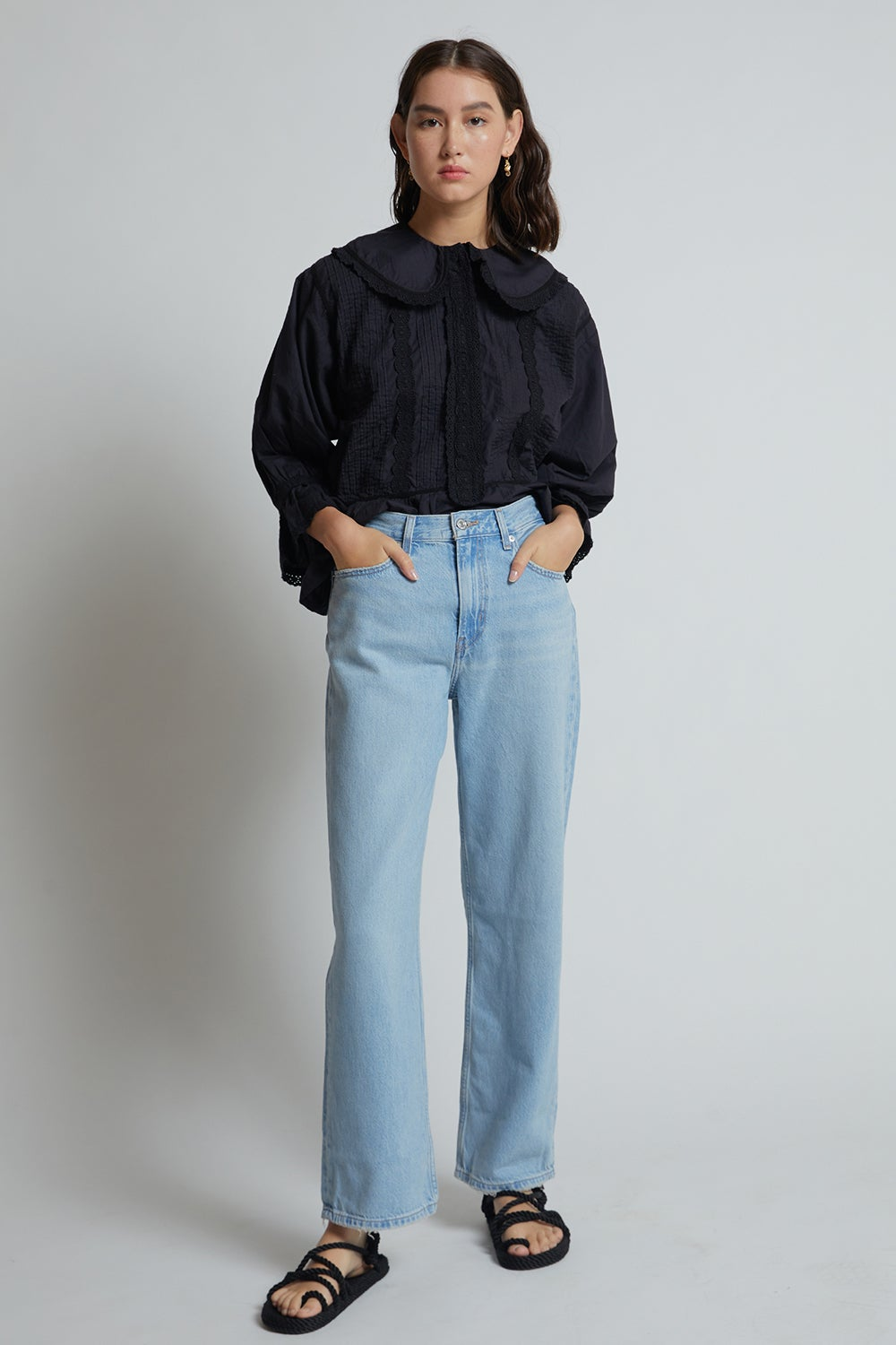 Levi's Loose Straight Jeans Low Blow