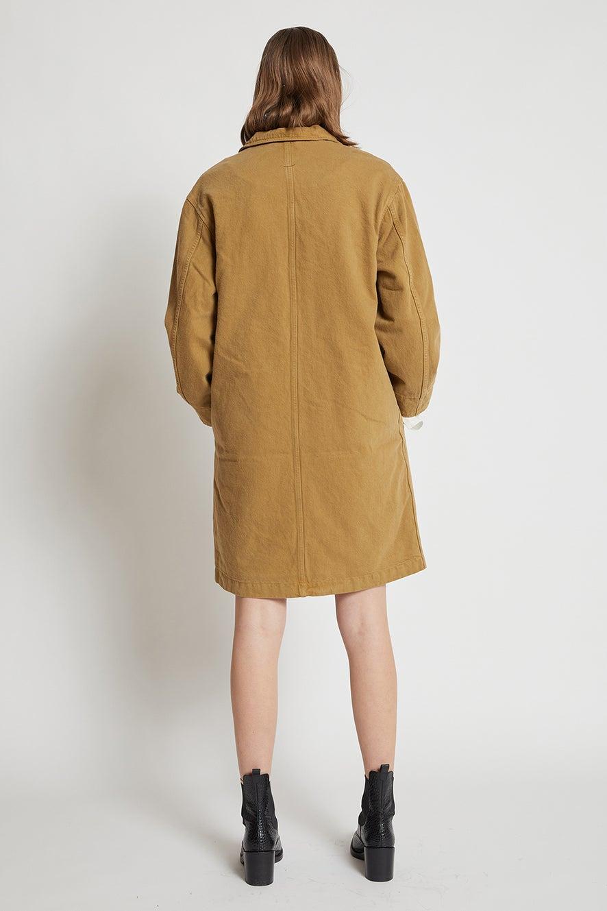 Levi's Luna Coat Golden Touch