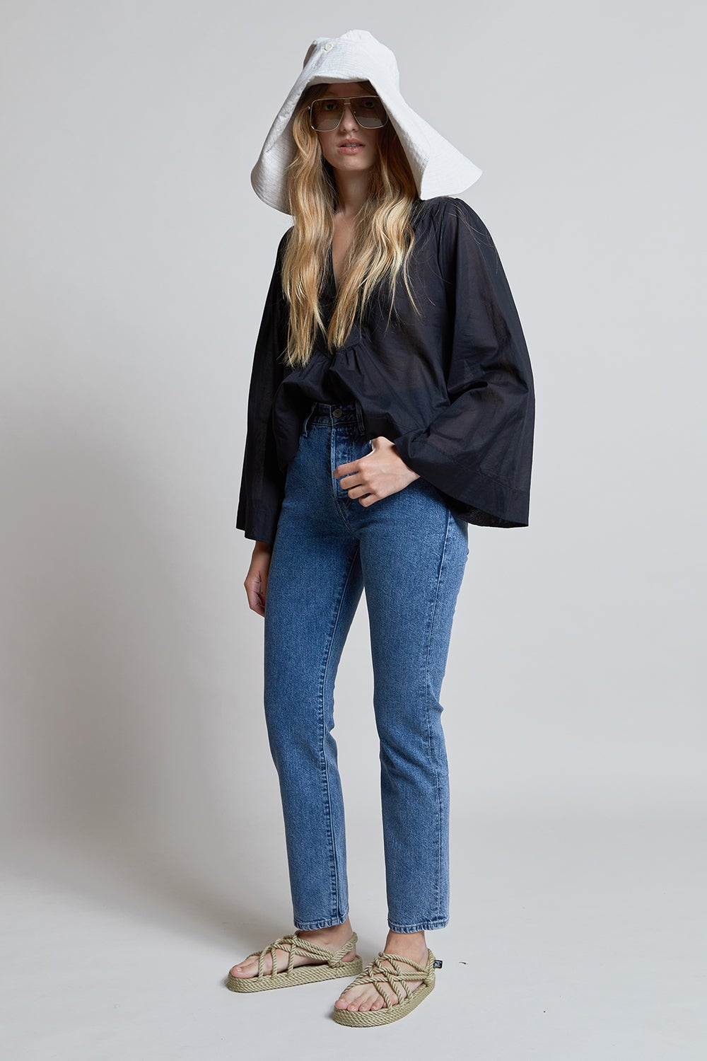 Levi's Made and Crafted 501® Jeans For Women Snow Patrol