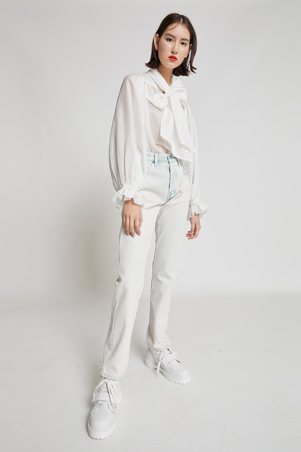 Levi's Made and Crafted 501® Jeans For Women Glacier