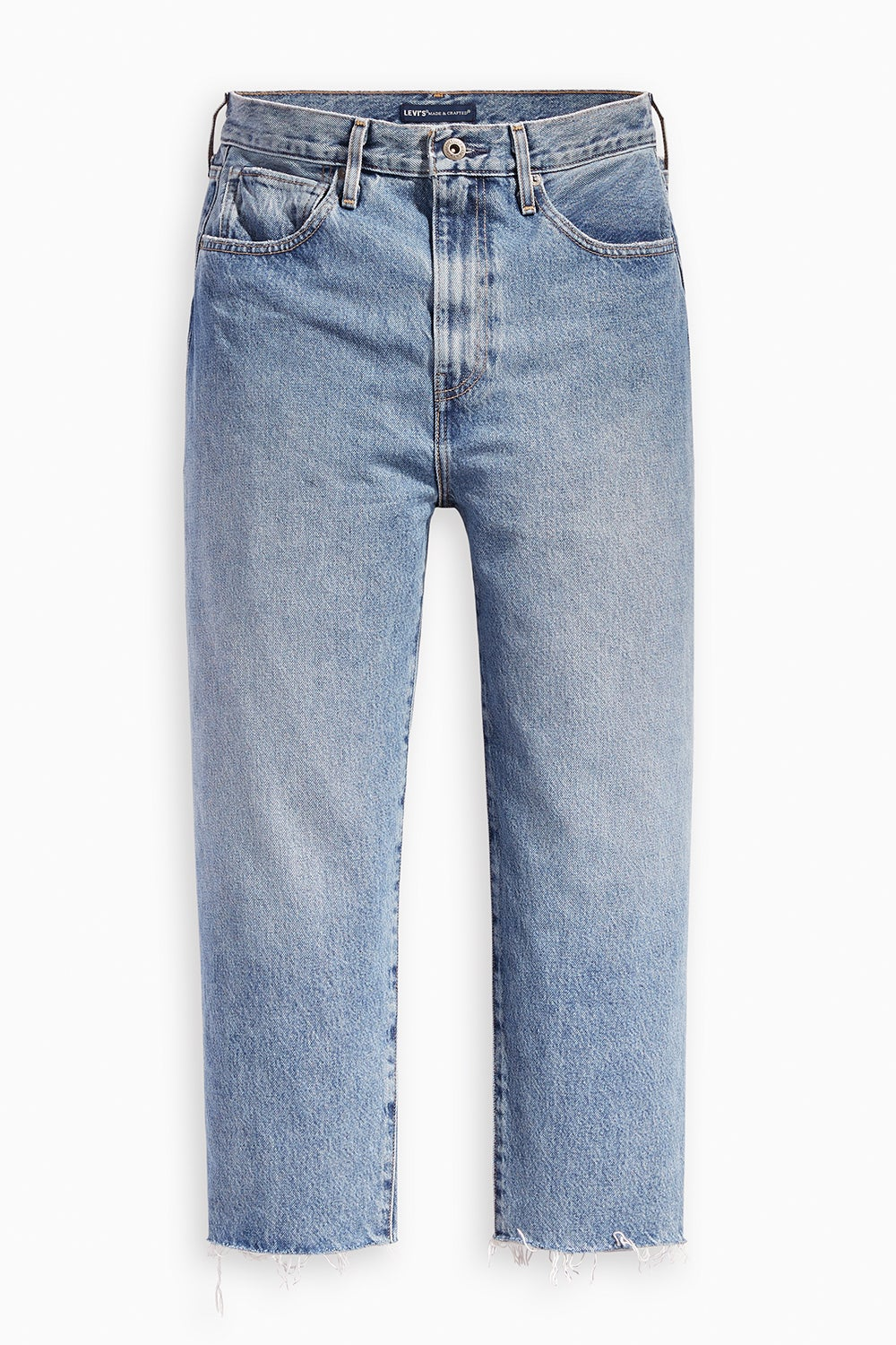 Levi's Made and Crafted Barrel Jeans Palm Blues