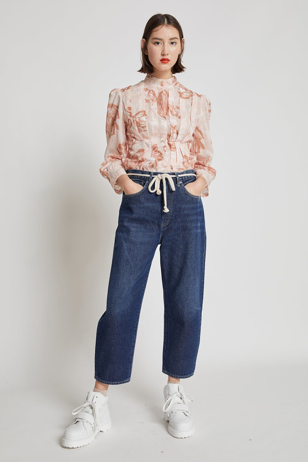 Levi's Made and Crafted Barrel Jeans Rails