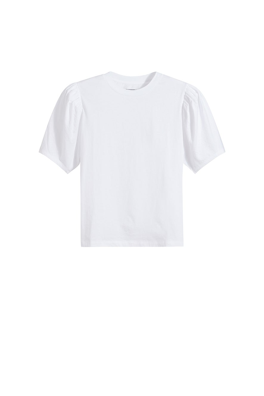 Levi's Made and Crafted Wave Tee Bright White