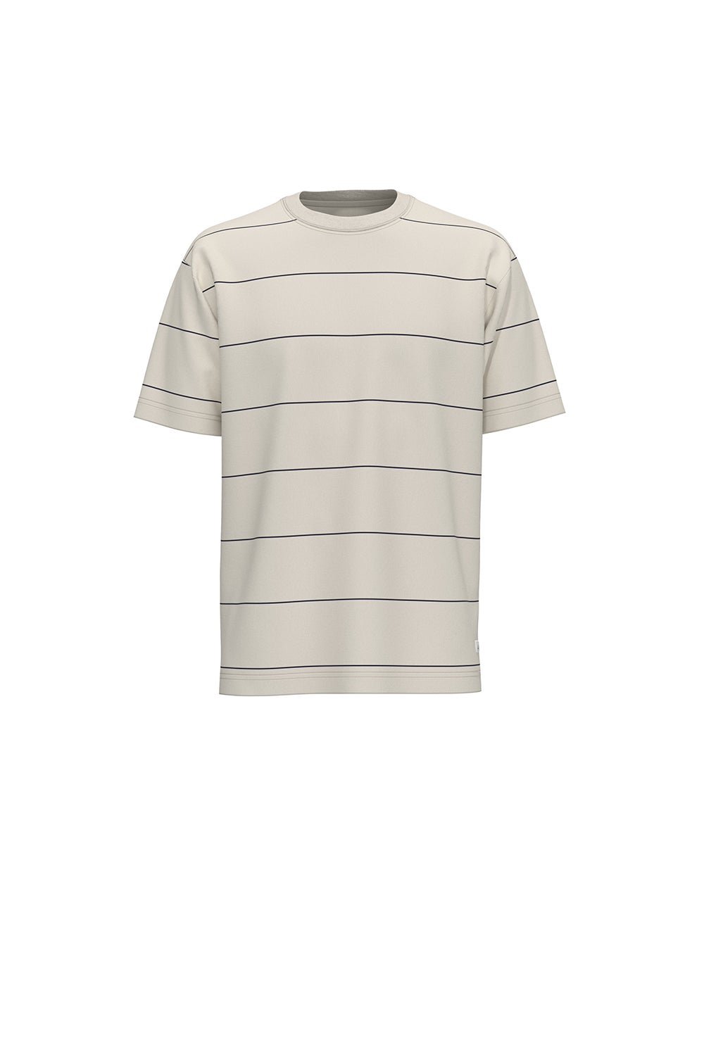 Levi's Made and Crafted Loose Tee Sunday Stripe Multi
