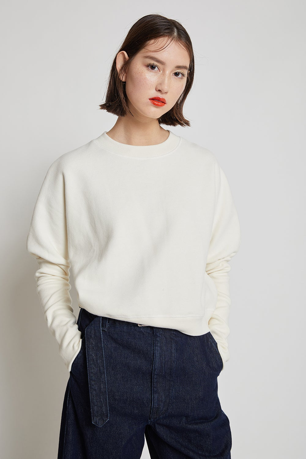 Levi's Made and Crafted Toddy Fleece Pristine