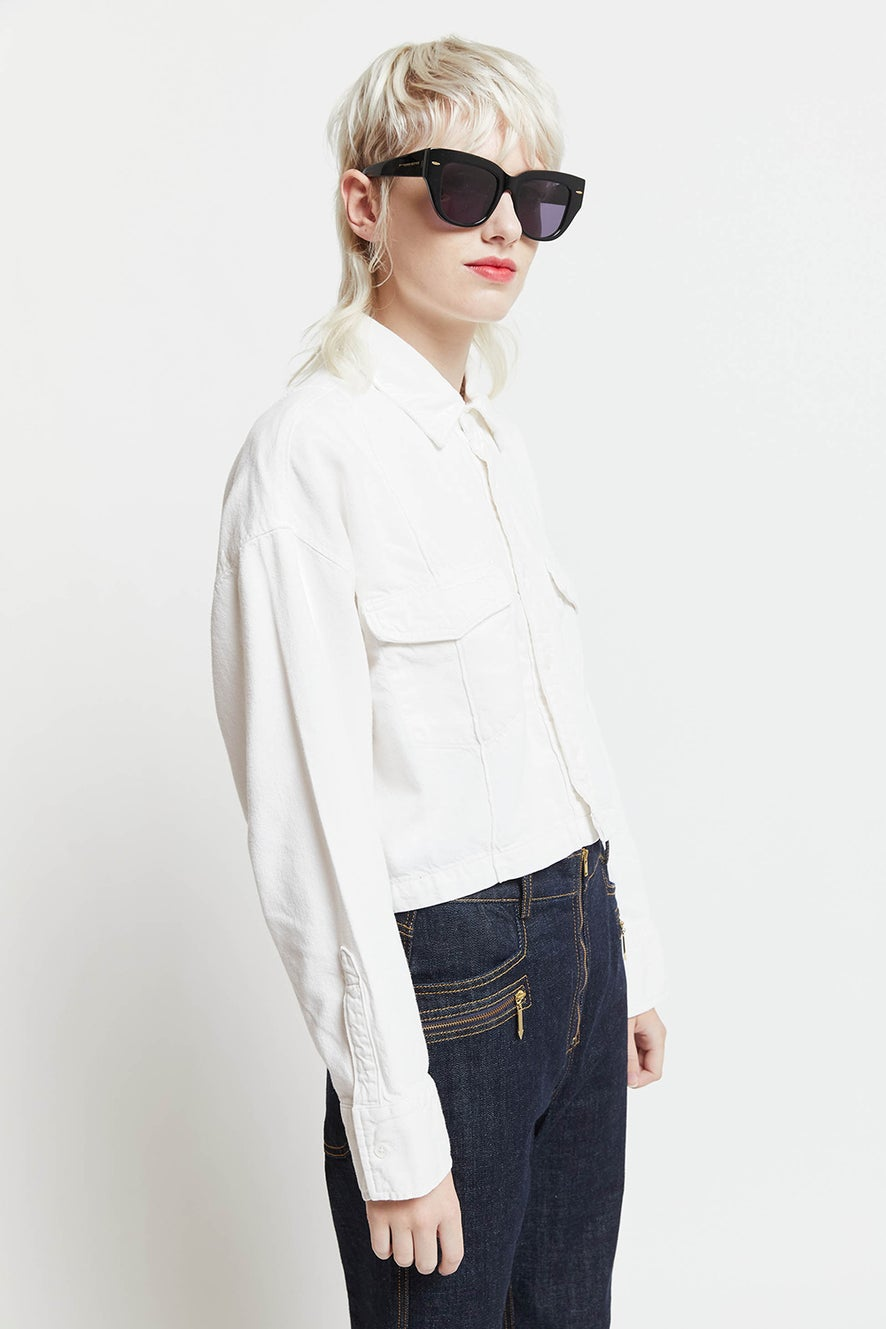 Levi's Made and Crafter Relaxed Shirt Dew Drop Moj