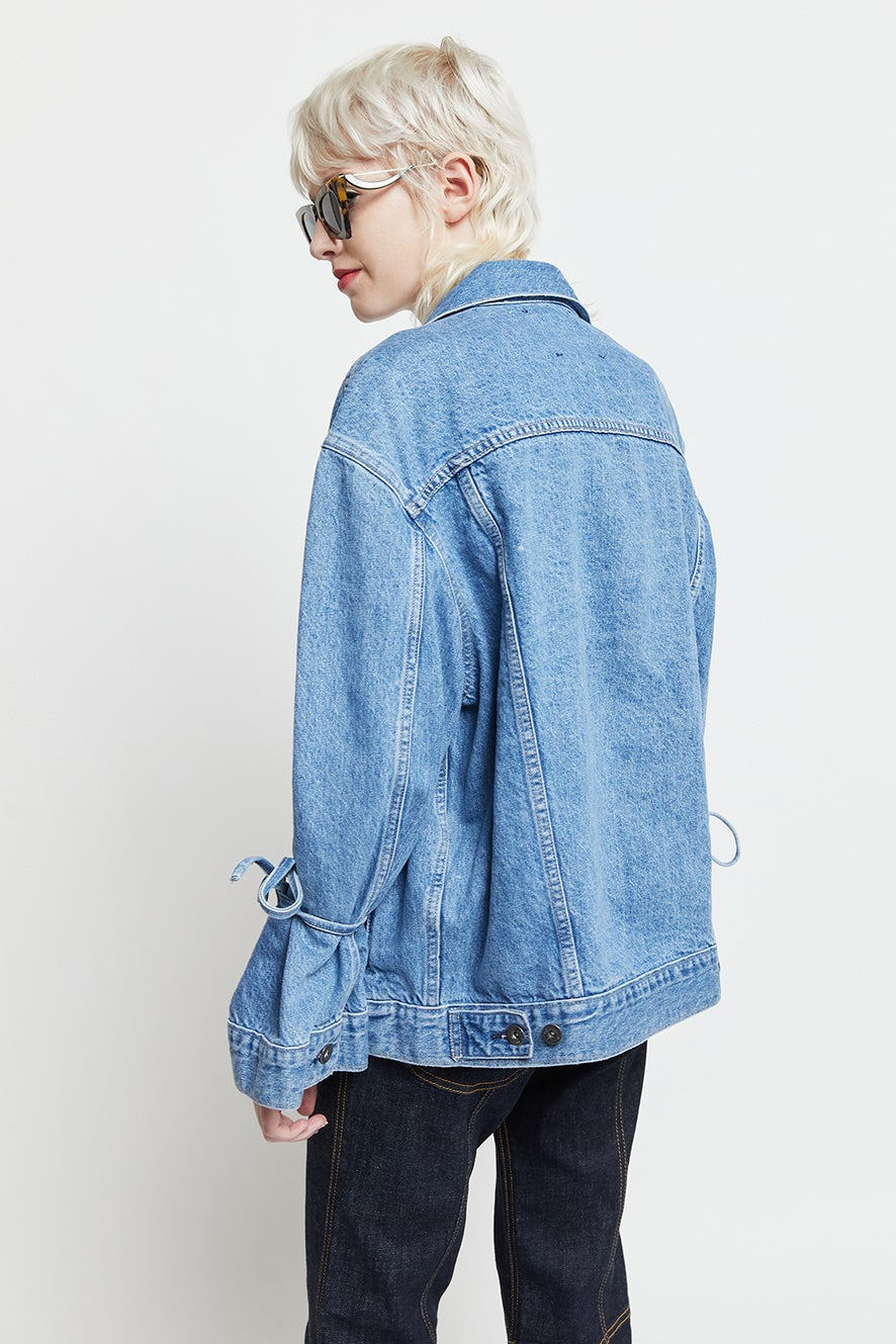 Levi's Made and Crafted Tide Trucker Sur La Mer