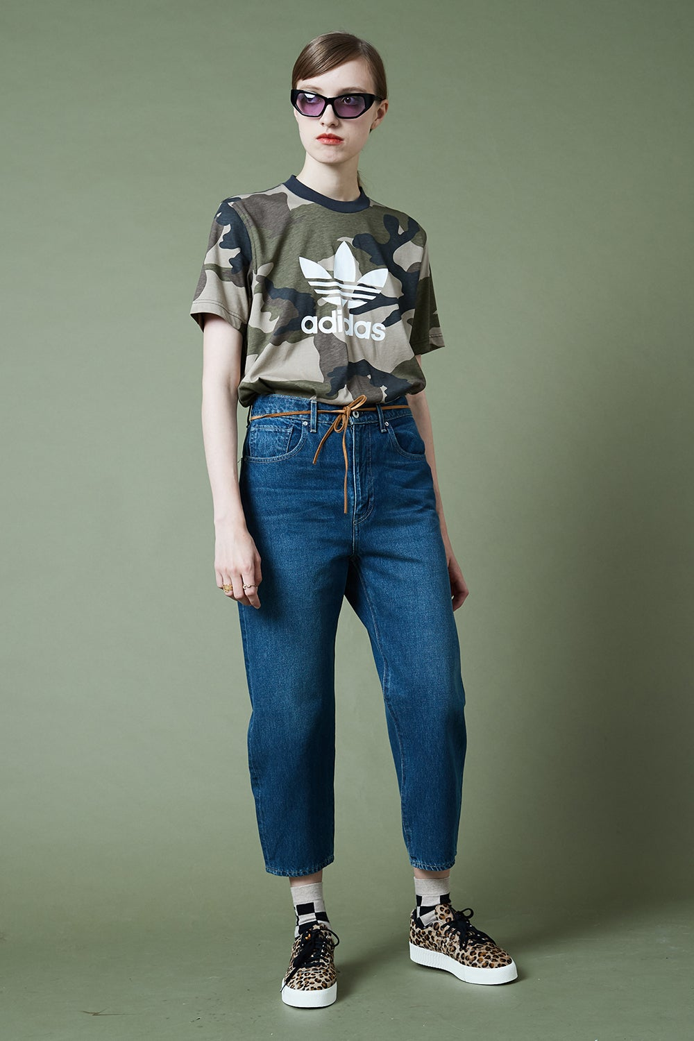 Levi's Made and Crafted Barrel Jeans Tequila Blue