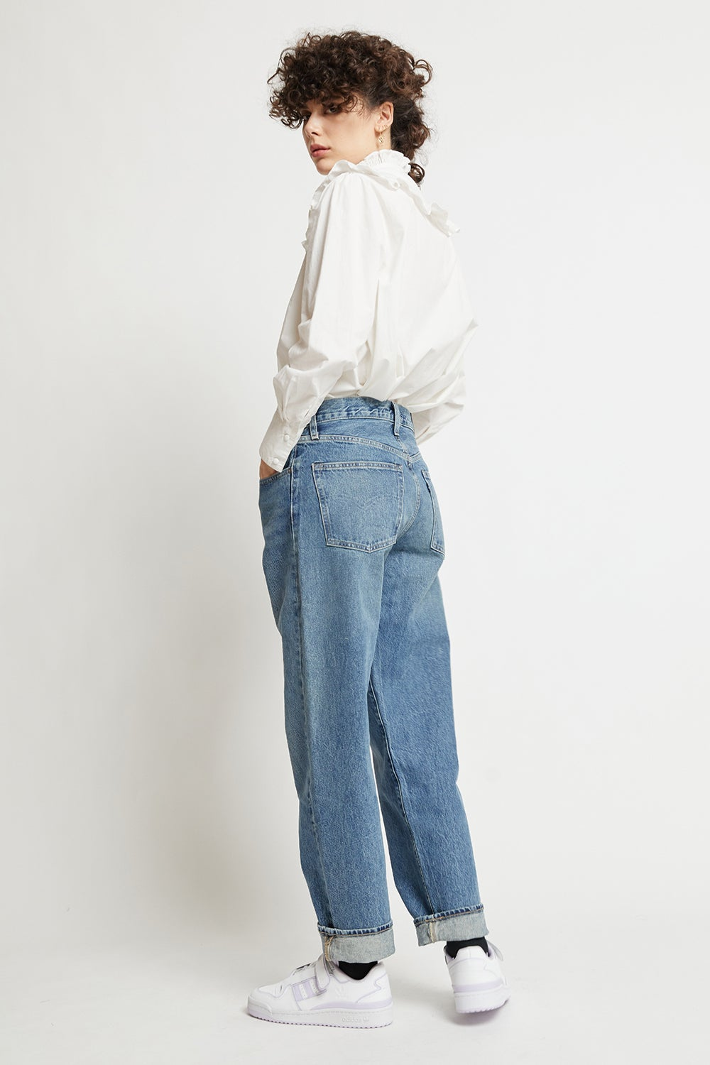Levi's Made and Crafted The Column Coastal Blue