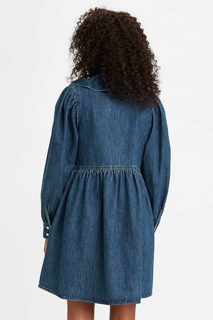 Levi's Mira Dress Skippin' Stones 2