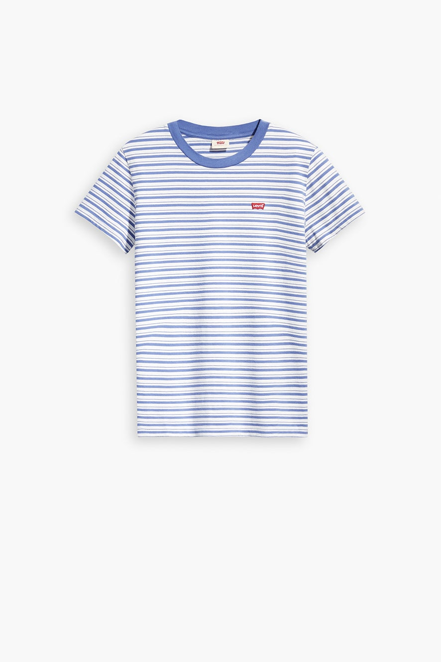 Levi's Perfect Tee Silphium Colony Blue