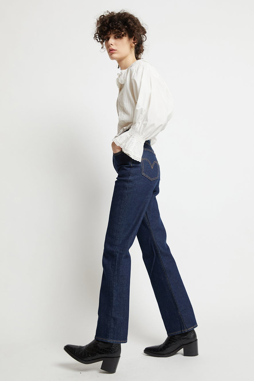 Levi's Ribcage Boot Jeans High Key