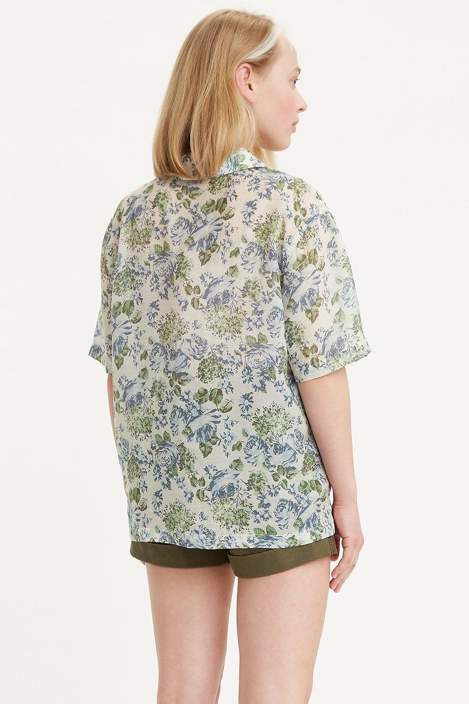 Levi's Sabine Shirt Lynn Floral Plein Air