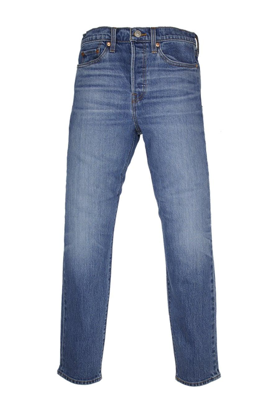 Levi's Wedgie Straight Jeans Jazz Jive Sound