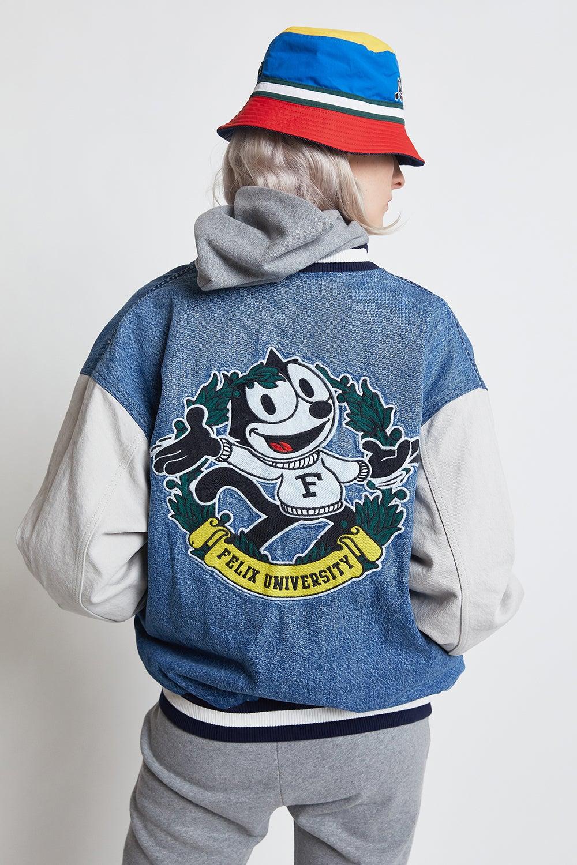 Levi's x Felix RV Letterman Jacket Felix Letterman