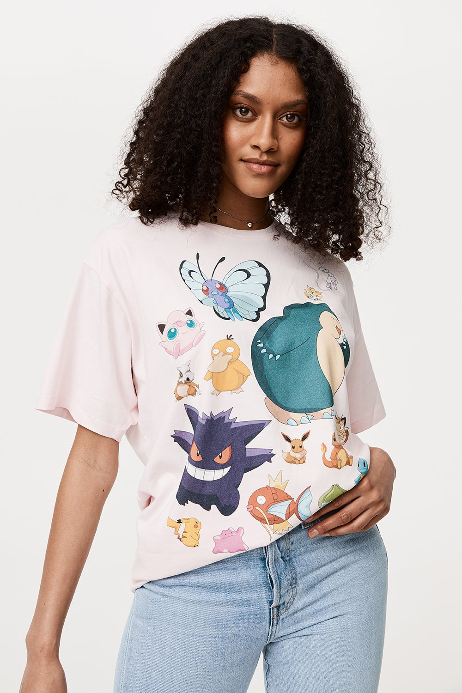 Levi's x Pokemon Dance Party T-Shirt Ballerina