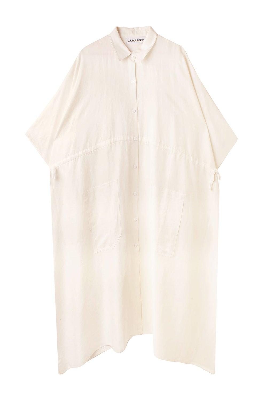 L.F Markey Harris Dress Off-White