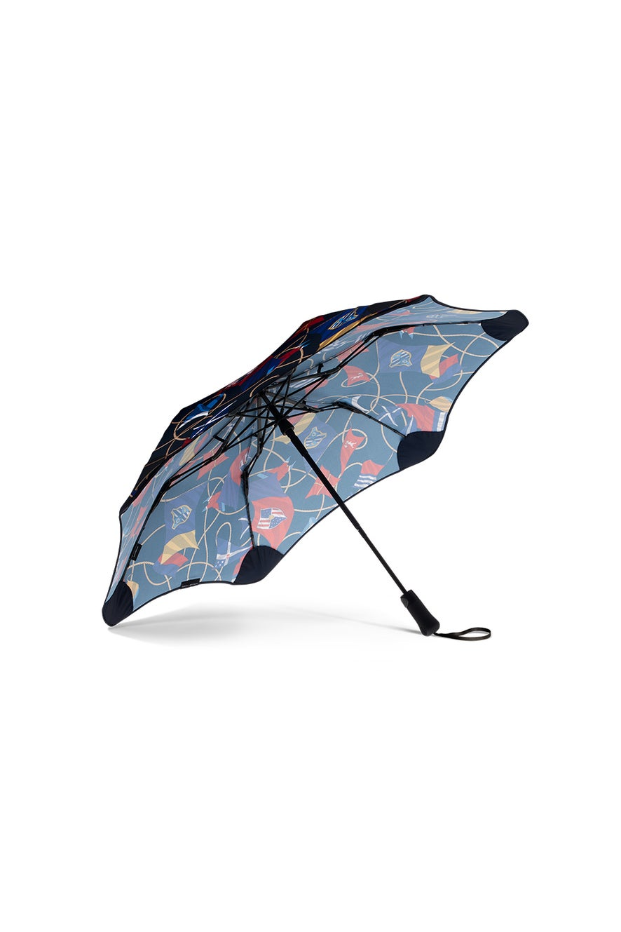 Limited Edition Blunt for RNZYS x Karen Walker Signal Flags Umbrella