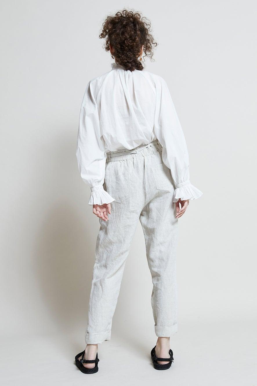 Linen Beach Pants