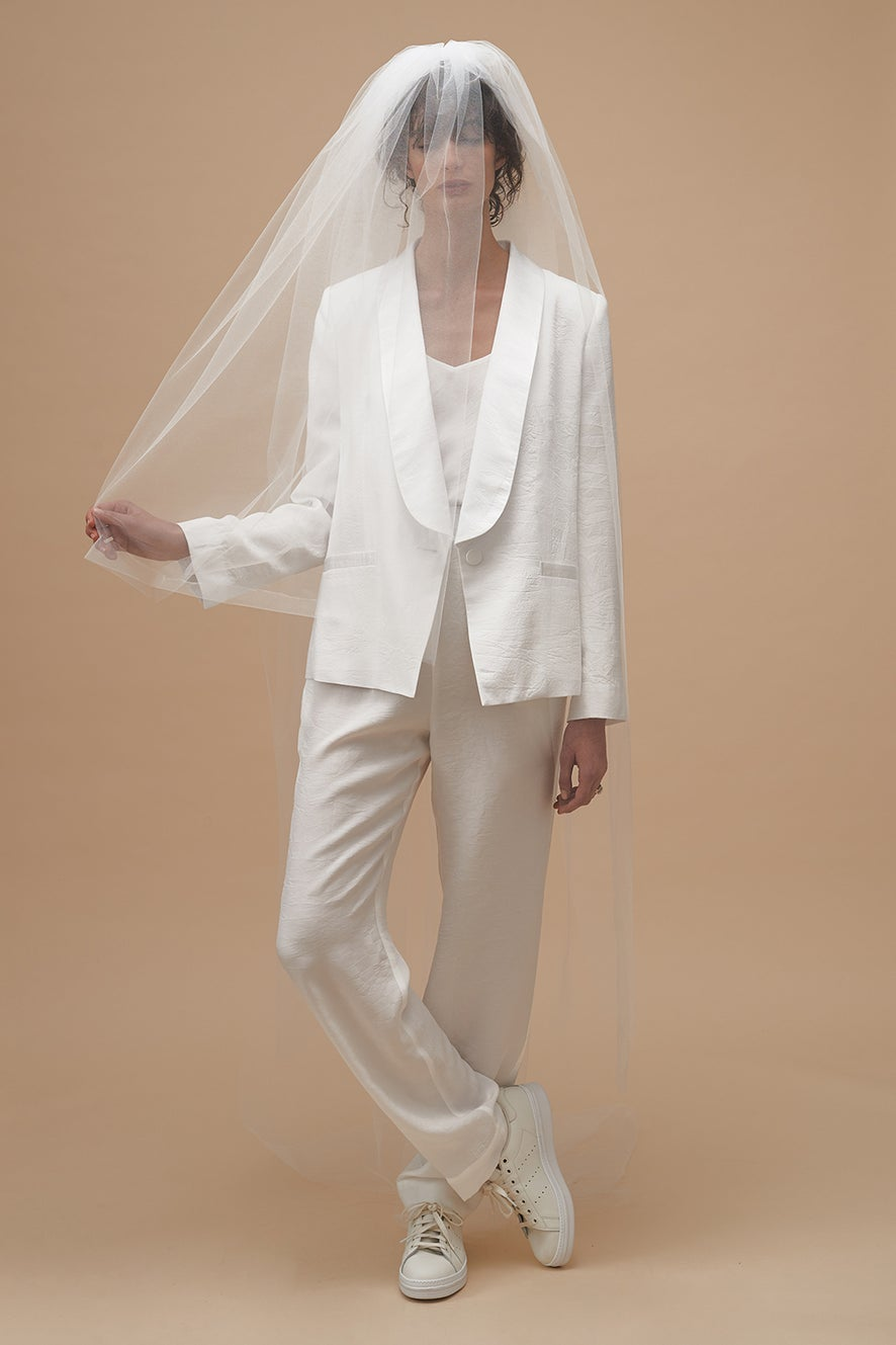 Love Tuxedo with Love Camisole and Together Trousers