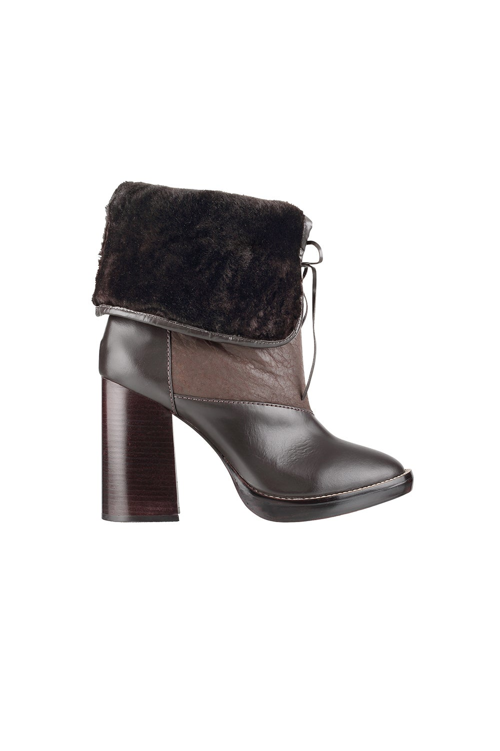 Mackie Boots Brown
