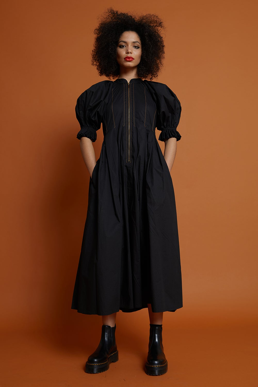 Mafic Midi Dress