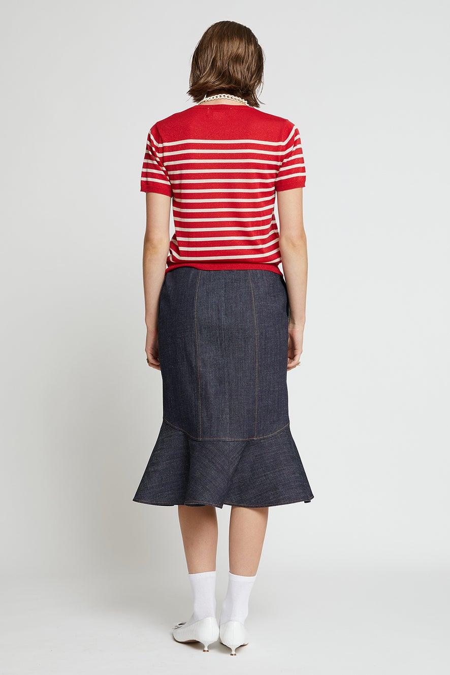 Maritime Knit Tee